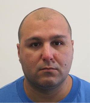 Image du suspect